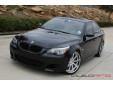 Бъбреци черен мат за BMW серия 5 E60 седан/E61 комби 2003-2010 9