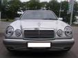 Хром/черна решетка тип Avantgarde за Mercedes E класа W210 1995-1999 9