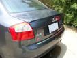 Лип спойлер за Audi А4 2004-2008 8