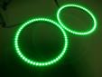 RGB Универсални ангелски очи autopro 140ММ с 60 SMD диода 2