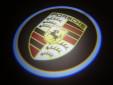 Лого проектoр за Porsche 15