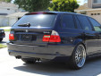 Емблема BMW за багажник за BMW серия 3 E46 КОМБИ / Оригинална 5