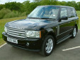 Степенки за джип Range Rover Vogue 2002-2012 7