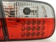 Тунинг LED стопове за Honda Civic 1991-1995 3/5 врати с бял мигач 10