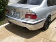 Лип спойлер за BMW серия 3 Е36 седан 1990-1998 / BMW серия 5 Е39 седан 1995-2003 4