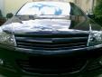 Черна решетка без емблема за Opel Astra H GTC 3 врати 2004-2009 12