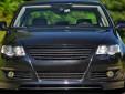 Черна решетка без емблема за VW Passat 2005 => 5