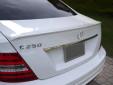 Спойлер за багажник тип AMG за Mercedes C класа W204 2007 => 7