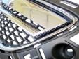 Хром/черна решетка без емблема за Opel Insignia 2008 => 9