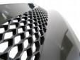 Черна решетка без емблема тип пчелна пита за VW Golf IV 1997-2003 5