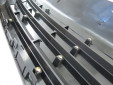 Хром/черна решетка без емблема за VW Passat 2010 => 9