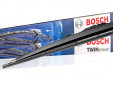 Комплект автомобилни чистачки BOSCH Twin 608 S, 600мм + 550мм, със спойлер 5