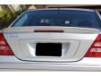 Спойлер за багажник тип AMG за Mercedes C класа W203 2000-2006 6