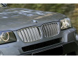 Бъбреци хром/сиви за BMW X3 E83 2007-2010 4