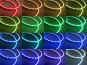 RGB Универсални ангелски очи autopro 70ММ с 21 SMD диода 12