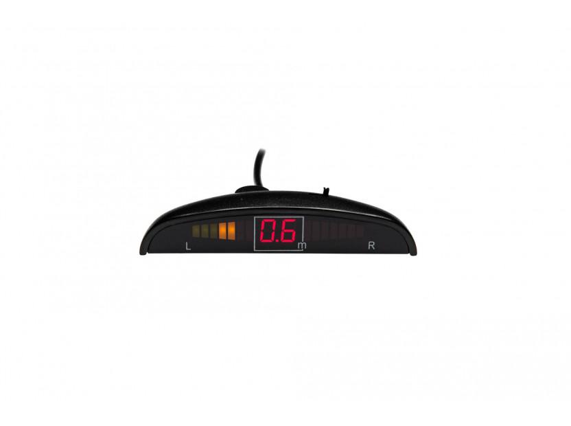 Парктроник система OEM с LED дисплей с 4 черни датчика 4