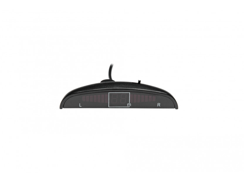 Парктроник система OEM с LED дисплей с 4 черни датчика 5