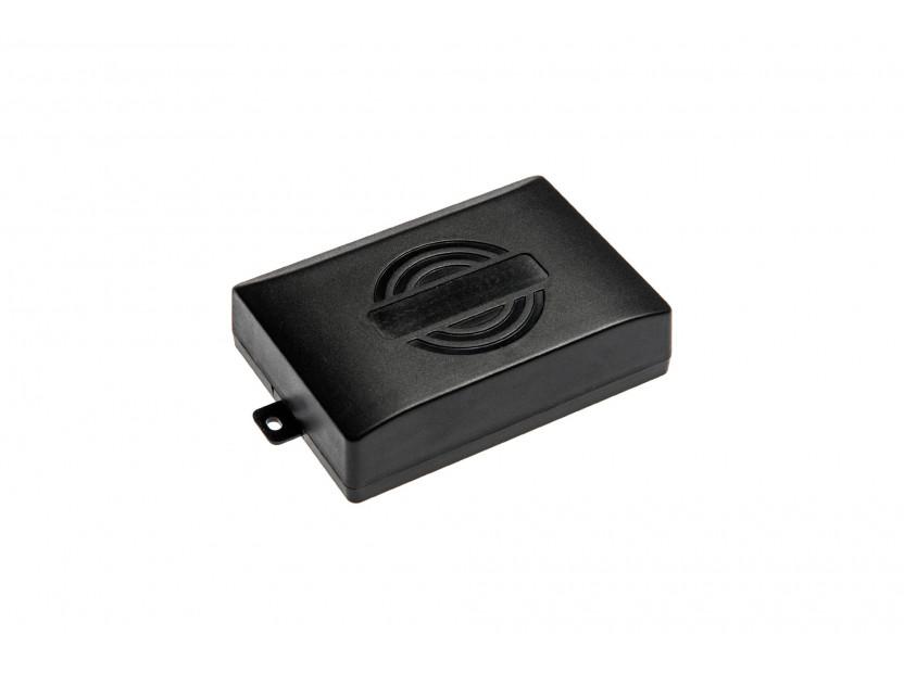 Парктроник система с 2,5 инча двоен LCD дисплей с 6 черни датчика 4