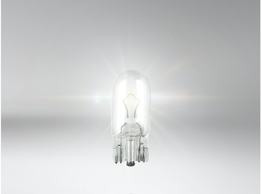 W5W Original Halogen Light Bulb by OSRAM, 12V, 5W, W2.1X9.5d, 1 piece 2