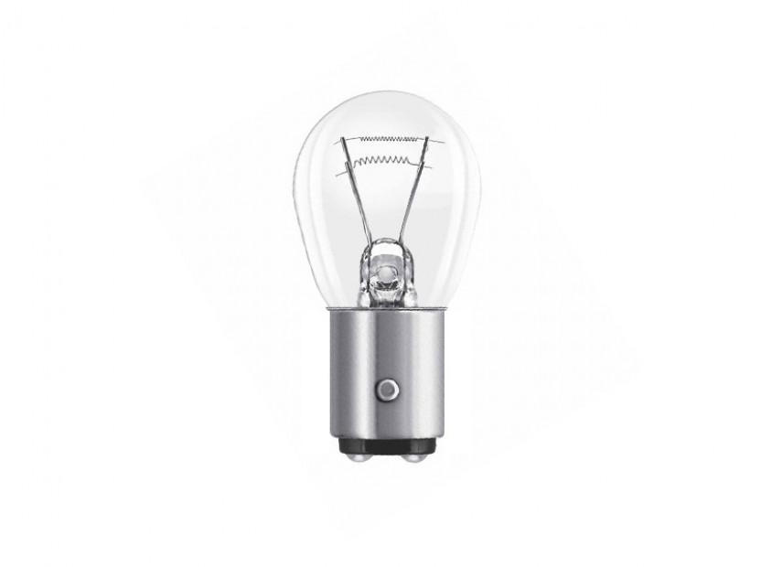 Halogen Light Bulb by Bosch P21/5W 12V, 21/5W, BAY15d, 1 piece