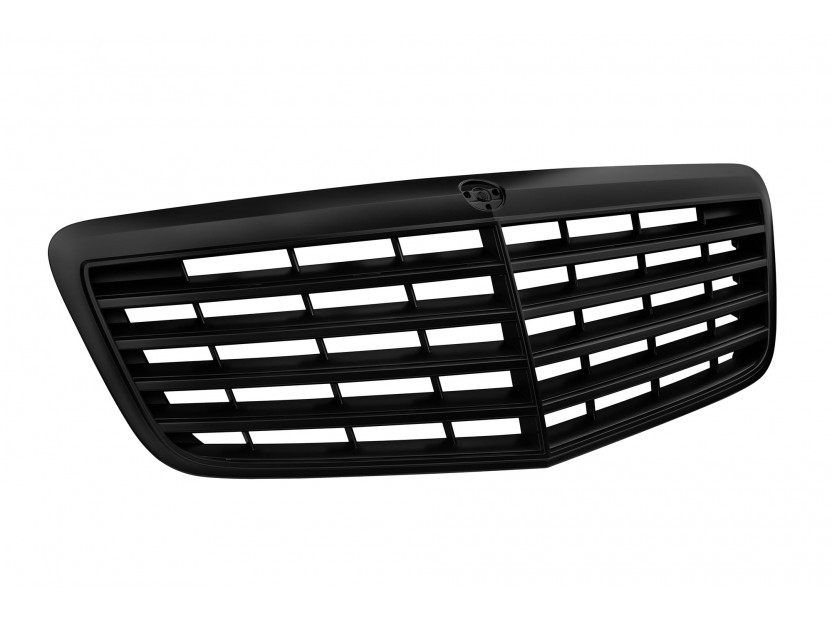 Black grille for Mercedes E class W211 2006-2009 2