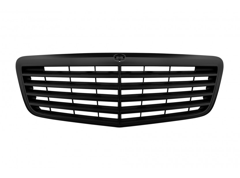 Black grille for Mercedes E class W211 2006-2009