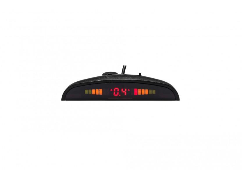 Парктроник система с LED дисплей RD-037 с 8 сиви датчика 6