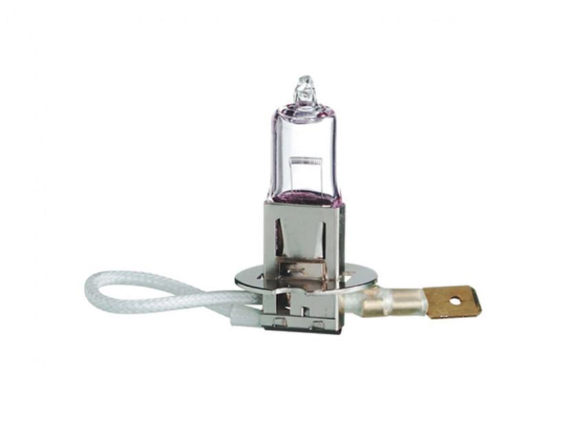 Halogen Light Bulb by Bosch H3 12V, 55W, PK22s, 1 piece