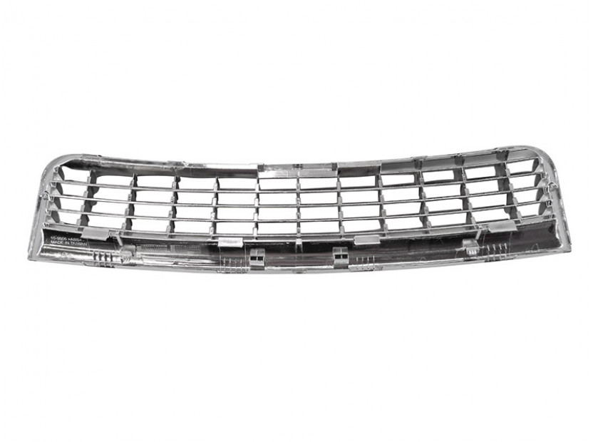 Chrome grille without emblem for Audi A4 2000-2004 2