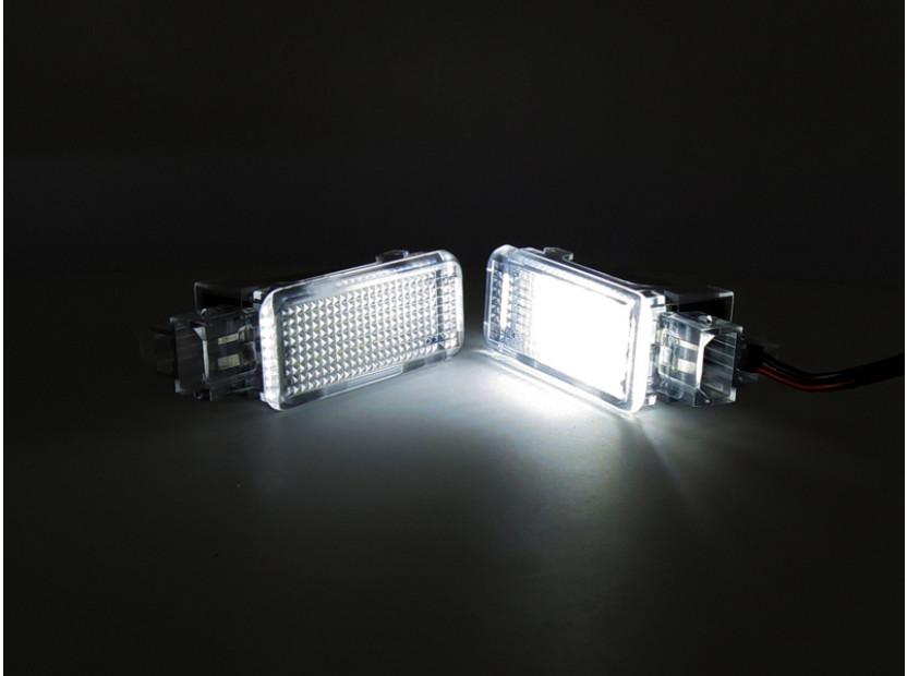 LED Lights Under Doors and Interior for Audi A3/A4/A5/A6/A8/Q5/Q7/TT / VW Golf V/VI/Passat/Caddy/EOS/Jetta/Scirocco/Tiguan/Tiguan/Touareg/Phaeton/Sharan/Transporter 5
