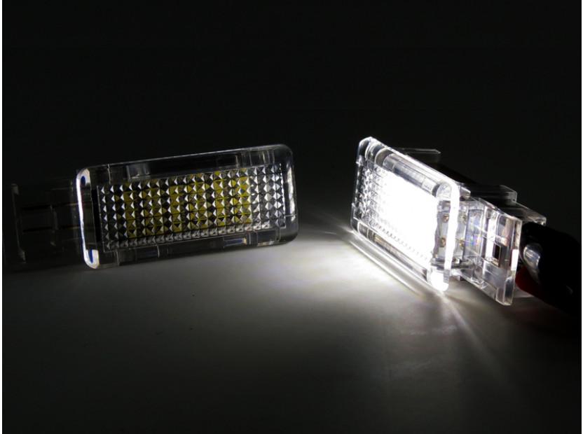 LED Lights Under Doors for Mercedes W203/C207/C209/R171/SLR/W639 4
