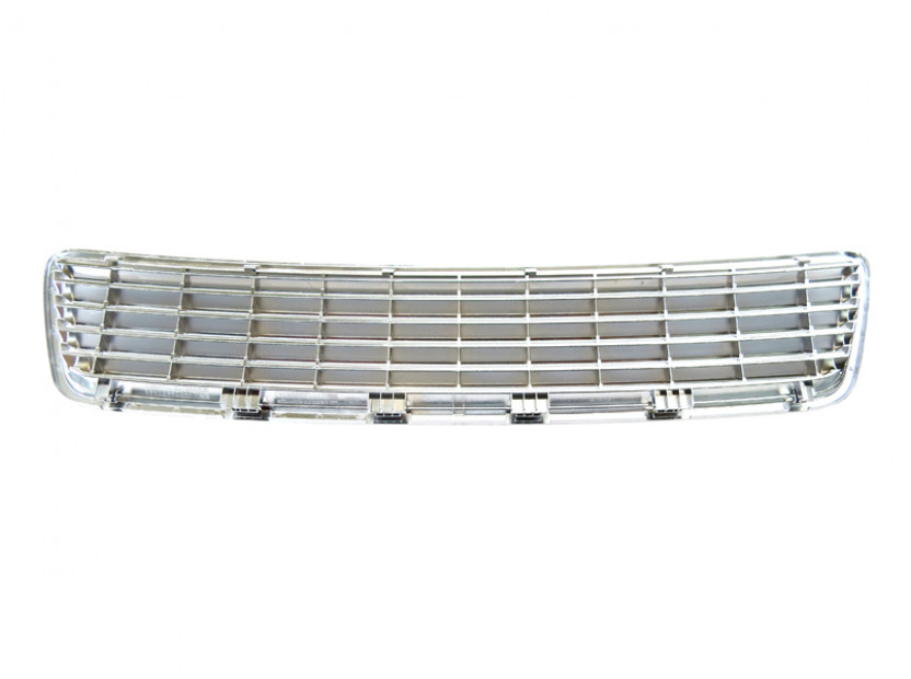 Chrome grille without emblem for Audi A4 1994-2000 2
