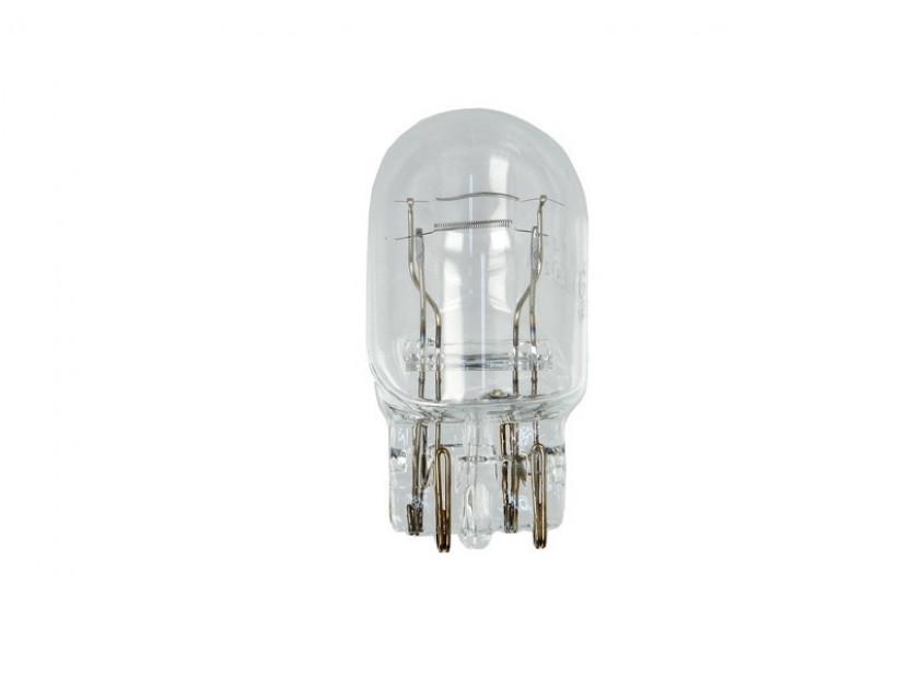 Halogen Light Bulb by Bosch W21/5W 12V, 21/5W, W3X16q 1 piece