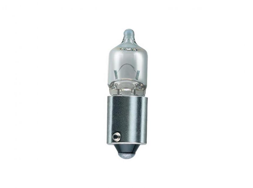 Halogen Light Bulb by Bosch H6W 12V, 6W, BAX9s, 1 piece