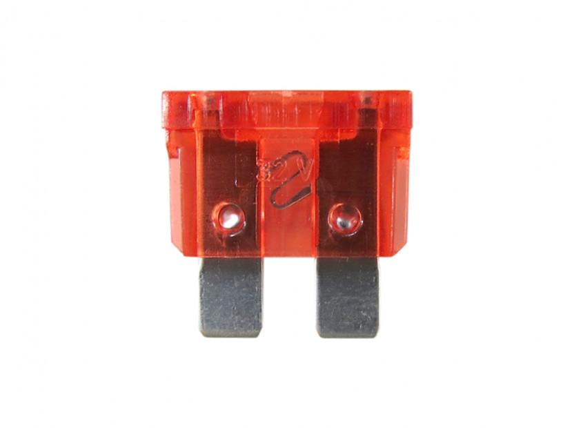 Предпазител стандартен 10А червен