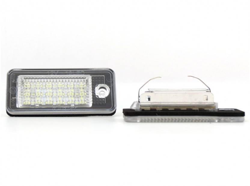 LED License Plate Light for Audi A3/A4/A5/A6/Q7 3