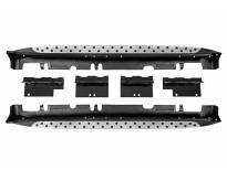 Aluminium Side Steps for Hyundai Santa Fe 2006-2012