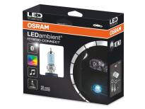 LEDambient HYBRID CONNECT Lights by OSRAM HB4, 12V, 42W, P20d, 2 piece set