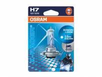 H7 Moto X-Racer Halogen Light Bulb by OSRAM, 12V, 55W, PX26d, 1 piece