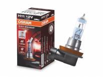 H11 Night Breaker Unlimited Halogen Light Bulb by OSRAM, 12V, 55W, PGJ19-2, 1 piece