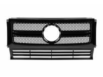 Черна решетка тип G63 за Mercedes G класа W463 1990-2012
