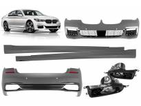 M sport bodykit for BMW 7 series G11 after 2015 year