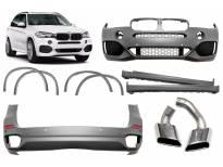 M technik bodykit for BMW X5 F15 after 2015 year