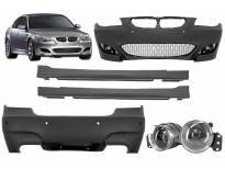 M5 bodykit for BMW 5 series E60 2004-2007 sedan