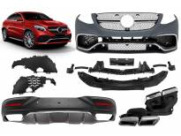 AMG bodykit type 63 for Mercedes GLE Coupe C292 after 2015 year