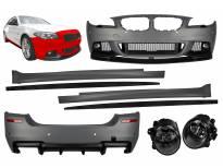 M Performance пакет за BMW серия 5 F10 2010-2013
