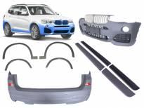 M technik bodykit for BMW X3 F25 after 2014 year