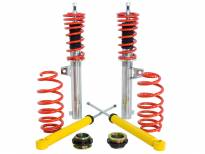 DIEDERICHS adjustable sports suspension for the Volkswagen Golf V 10.2003-10.2008