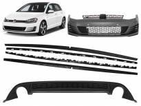 GTi bodykit for Volkswagen Golf VII after 2013 year