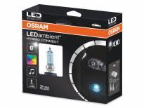 LEDambient HYBRID CONNECT Lights by OSRAM HB3, 12V, 73W, P20d, 2 piece set